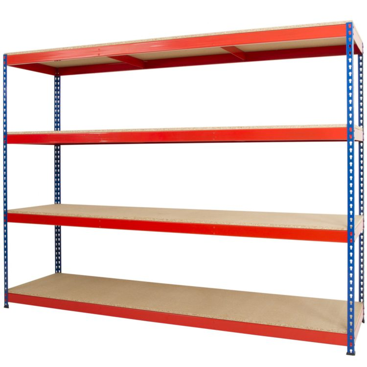 Warehouse Shelving Unit - Image